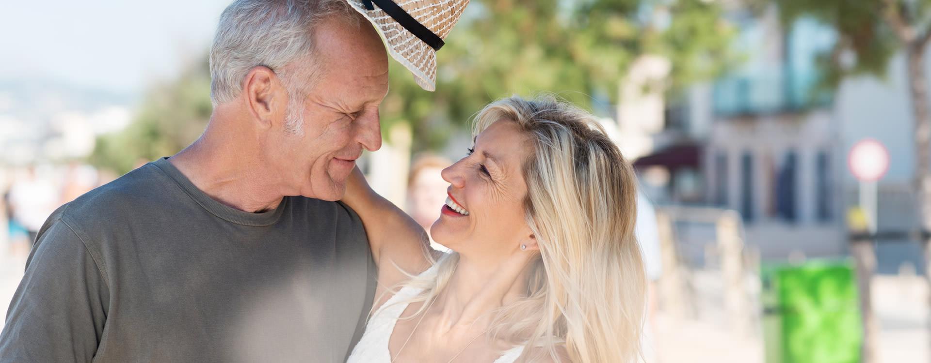 Aktuell vermittelte Paare - Seriöse Partnervermittlung in